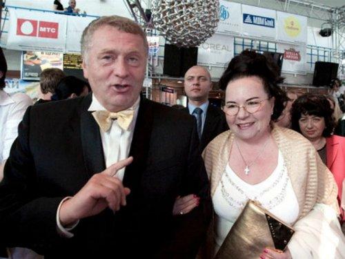 Когда все увидели жену Жириновского, были удивлены. И есть чему удивляться, нужно сказать!
