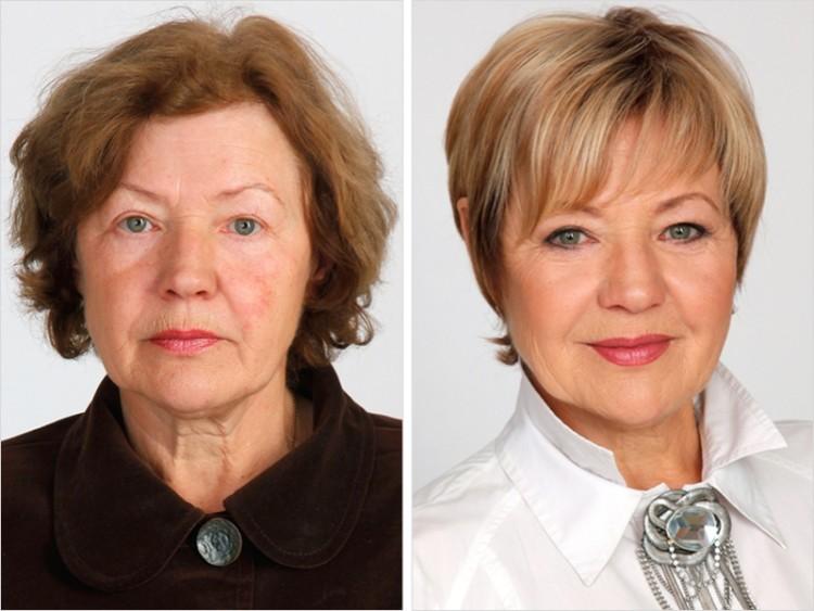 Рижский стилист продемонстрировал, что любую женщину можно превратить в красавицу. 15 фото «до» и «после»!
