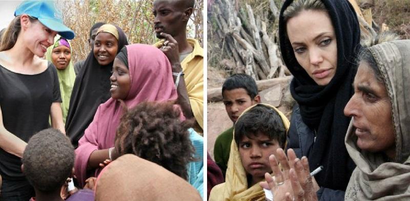 16 фото известных людей, которые, несмотря на миллионы, живут скромно и помогают другим!