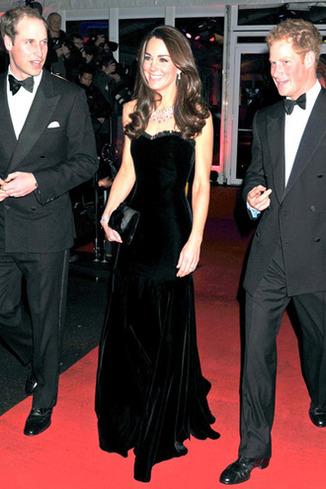 Самая красивая и шикарная – герцогиня Кэтрин, достойная наследница стиля принцессы Дианы!