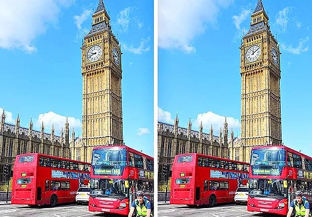 Лишь внимательные люди смогут рассмотреть на этих картинках отличия. Проверьте себя!