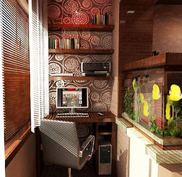 Очень крутые идеи организации пространства на балконе! Посмотрела и самой захотелось срочно навести красоту!