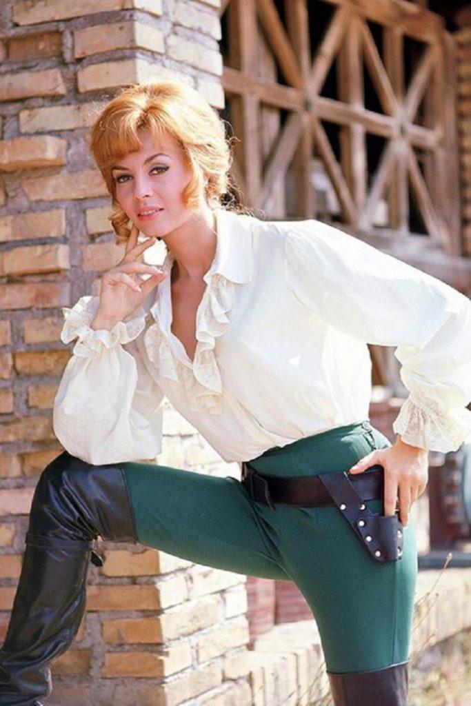 Эта актриса вызывала восторг миллионов! Неподражаемая Анжелика – как выглядит Мишель Мерсье сегодня?