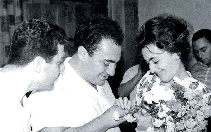 Семья – это навсегда: рассказ о неравном, но счастливом браке Элисо Турманидзе и Зураба Соткилавы