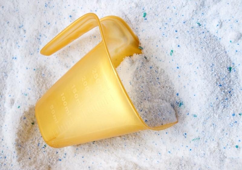 Как легко и быстро проверить качество стирального порошка? Предлагаем два крутых экспресс-теста!