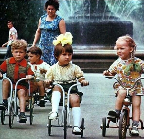 25 типичных фото, которые есть у всех, кто жил в СССР! Поностальгируем, вспомним?