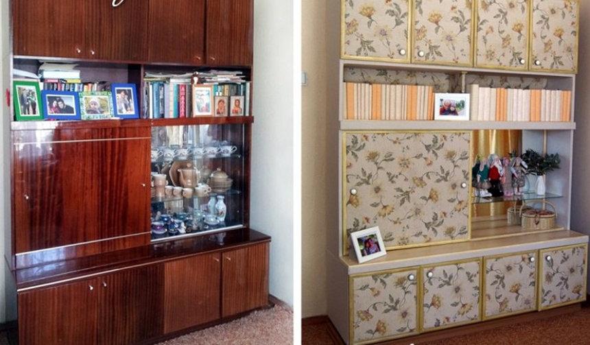 Только посмотрите на эту советскую мебель! В какую красоту ее превратили! Масса оригинальных идей – в посте