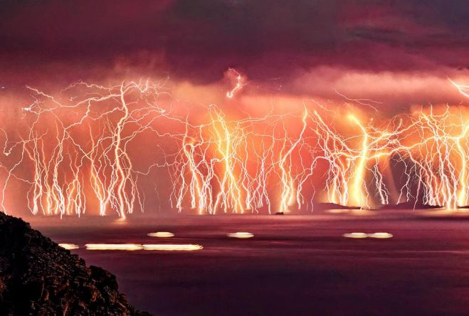 Уникальные фото, которые отображают невообразимые явления природы – такого вы еще не видели!