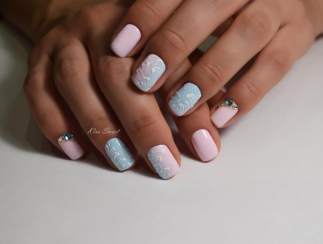 Какой дизайн ногтей будет самым модным в 2018 году? Смотрим массу стильных идей и вдохновляемся!