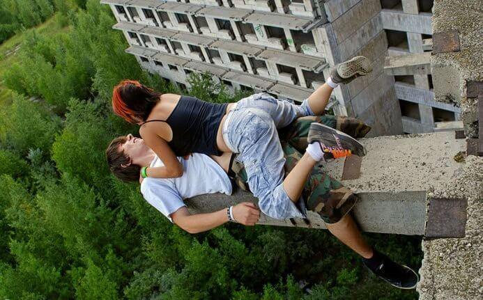 Совершенно сумасшедшие фото о настоящей любви! Такое можно увидеть только у нас! И умереть от смеха!