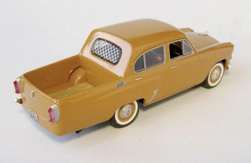 Уникальные и интересные модели советских автомобилей, которые так и не начали производить