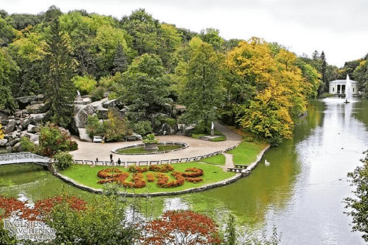 12 удивительно красивых мест Украины, о которых вы не знали! Здесь обязательно нужно побывать!