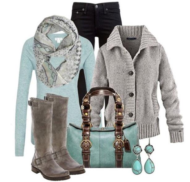7 модных и очень красивых образов: как стильно одеваться зимой и всегда выглядеть восхитительно