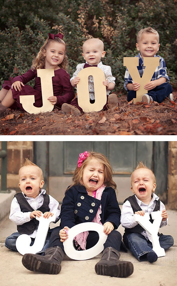 15 фото о детской фотосессии: до чего способен довести перфекционизм