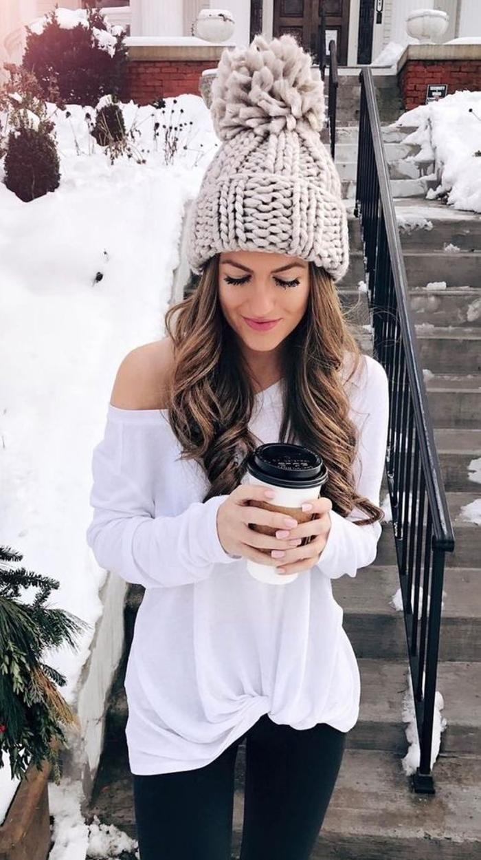 Самые модные шапки сезона зима-2018: что и как носить, чтобы быть самой модной и красивой?
