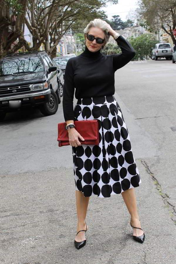 Мода для дам за 50: что и как носить в 2018 году, чтобы выглядеть модно и стильно