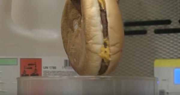 Эксперимент, который буквально взорвал сеть. Вы вряд ли когда-нибудь снова посетите McDonald's!