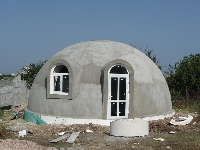 Японцы приступили к строительству домов из пенопласта… И только посмотрите, что там внутри!