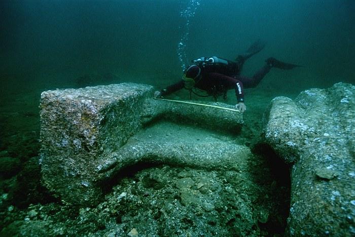 Ученые нашли на дне океана то, что способно разрушить все древние мифы!