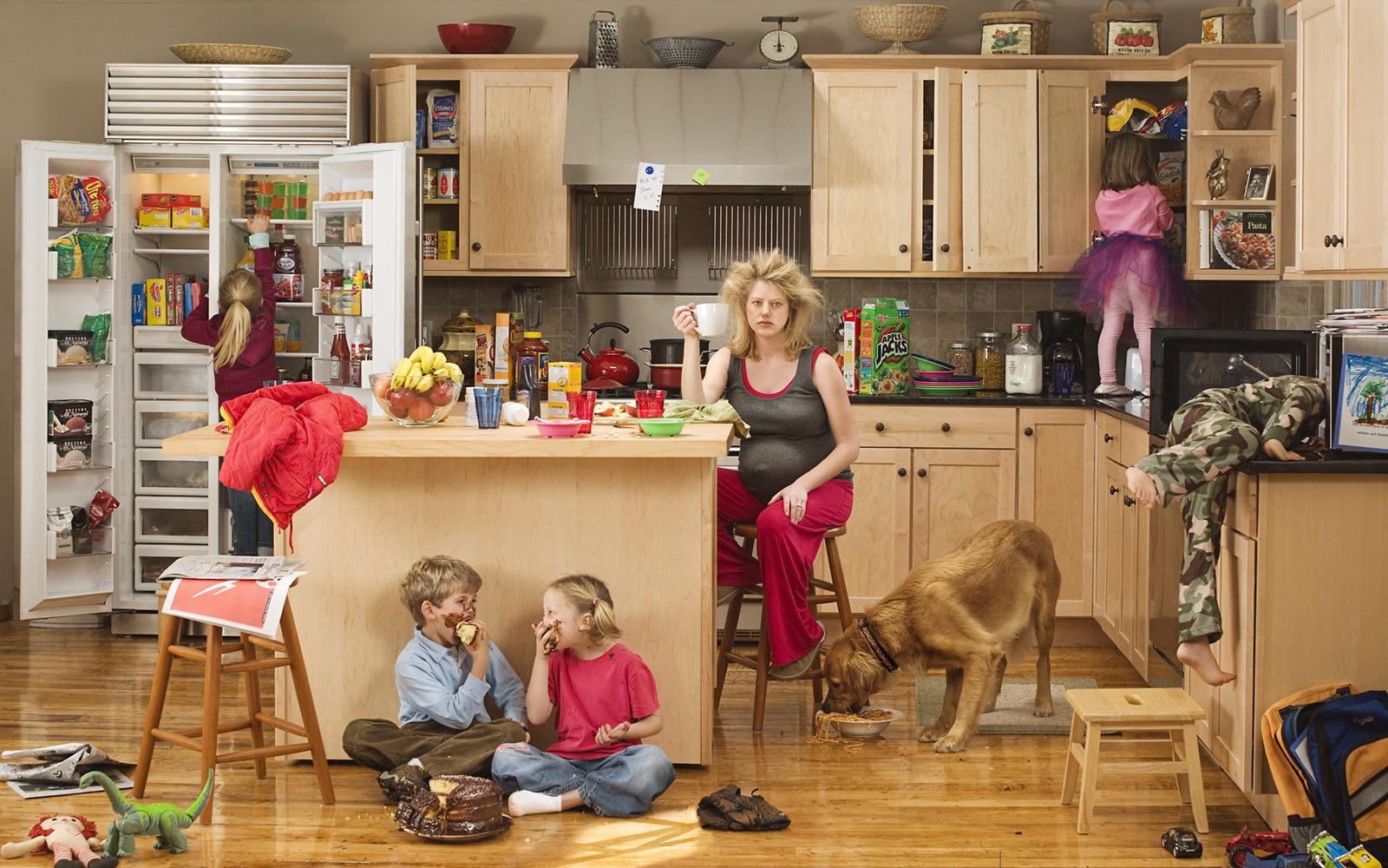 какие домашние дела нужно сделать сегодня самая