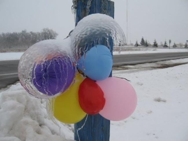 17 фото-подтверждений того, что зима – это лютый мороз, а не только мандаринки и снежинки