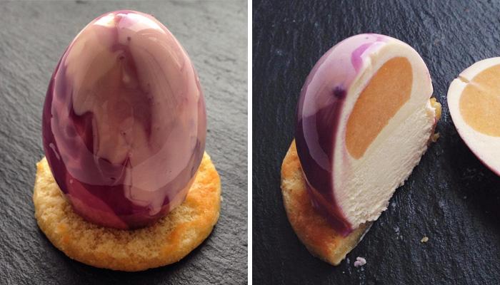 Делаю такие торты сама из сгущенки и желатина. Сверкающая глазурь уже покорила мир!