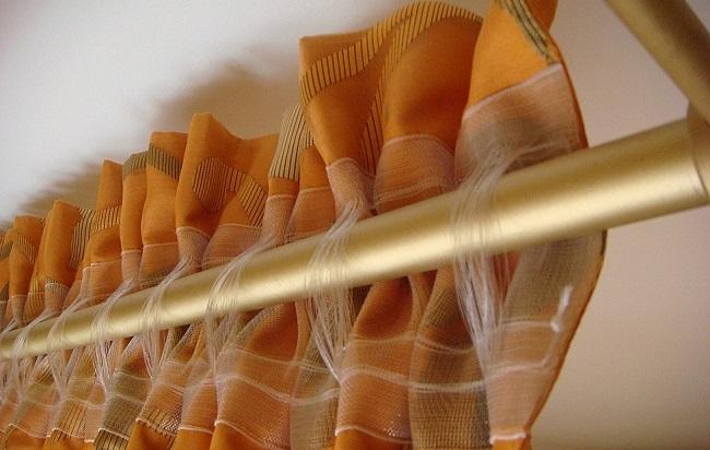 Посетила мастер-класс декора окон! Показываю самые красивые и гениальные идеи подвешивания штор на карнизы!