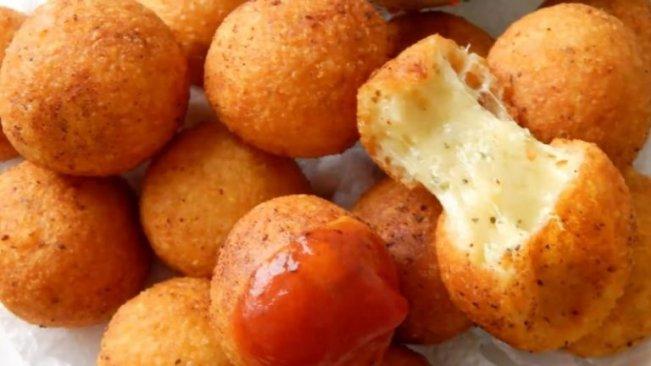 Мука, яйцо, сыр… И как раньше мы жили без этой вкуснятины? Теперь готовлю регулярно!