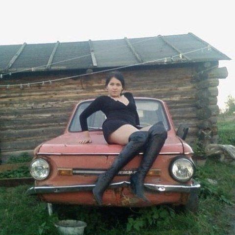 Настоящий русский гламур: берегите глаза от такой невероятной красоты! Слабонервным эстетам не смотреть!
