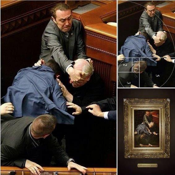 Когда были опубликованы эти фото депутатов, все были в шоке… И эти люди управляют страной? Как???