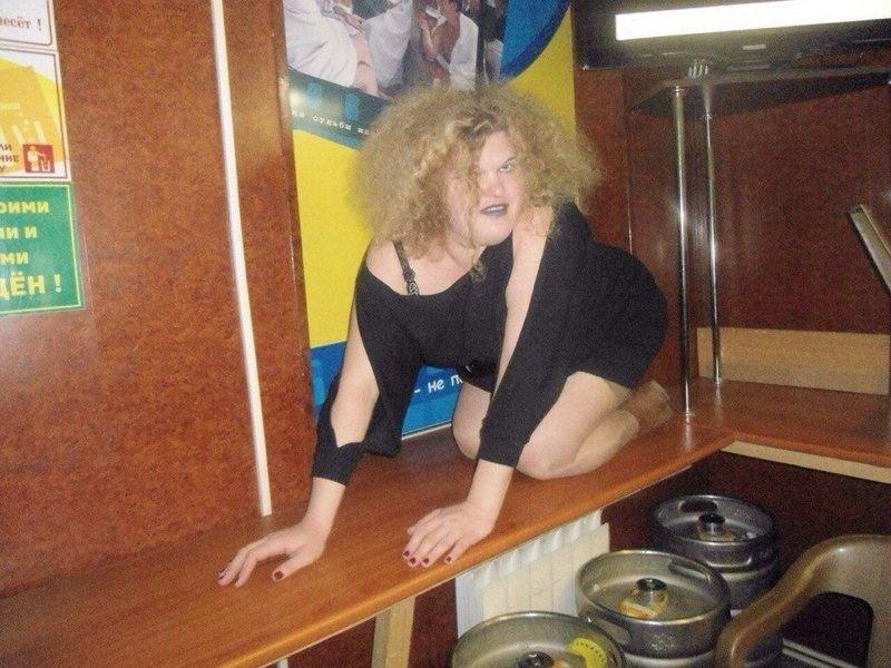 Супер-гламурные леди из села… Эти фото заставляют смеяться без перерыва!