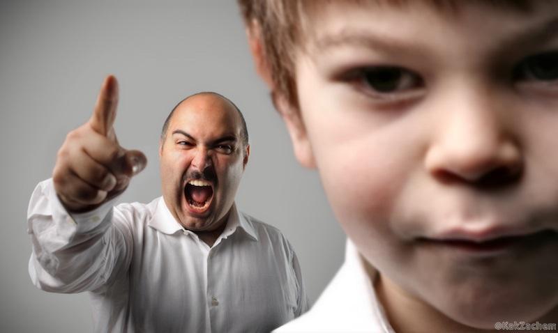 А вы тоже орете на детей? А знаете, что этого лучше не делать? Как тогда справляться с чадом? Читайте!