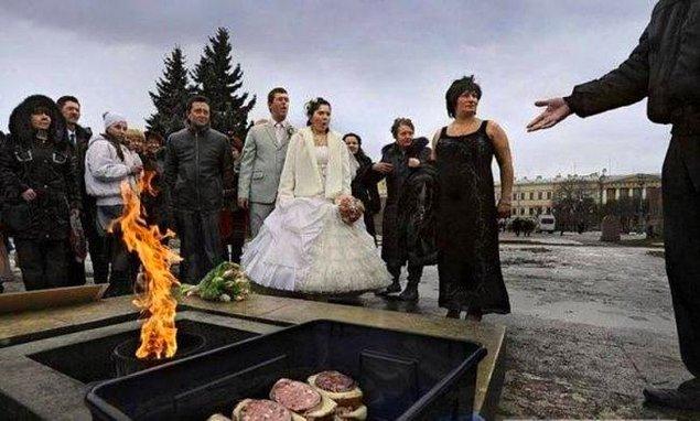 20 убойных фото русской свадьбы: настоящие шедевры в стиле легкого безумия! Смеялись полдня!