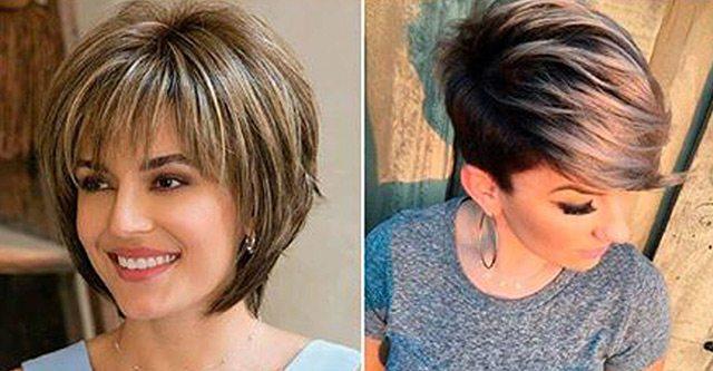Самые модные и стильные стрижки для волос коротких и средней длины – я в восторге, завтра иду в салон!
