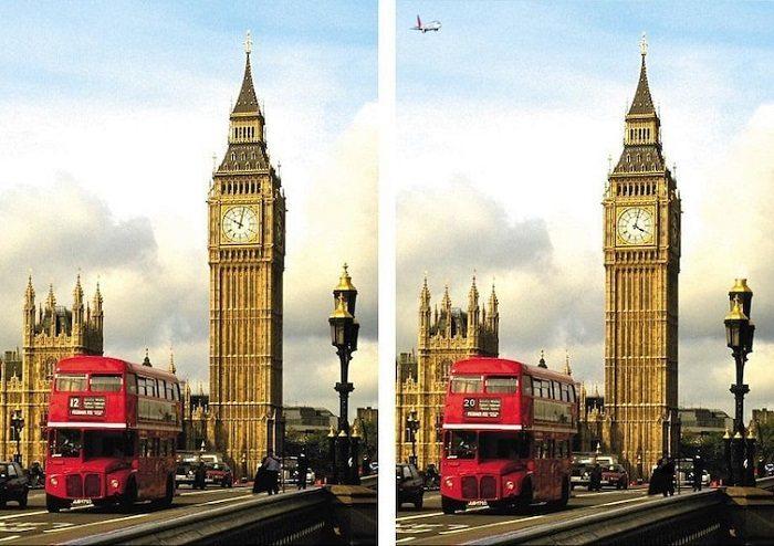 А вы сможете найти отличия между этими картинками? Если отгадаете все – мы признаем, что вы гений! Но вряд ли сможете…