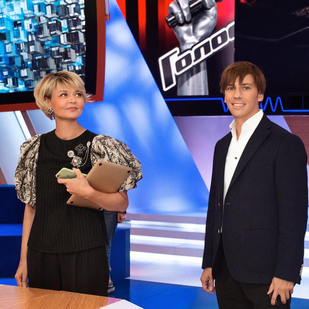 После скандала в передаче «Сегодня вечером» уехала из России Юлия Меньшова? Это правда или слухи?