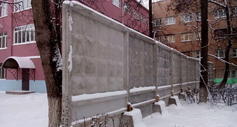 Вы неоднократно видели этот забор, но понятия не имеете о том, как он появился! Это интересно!