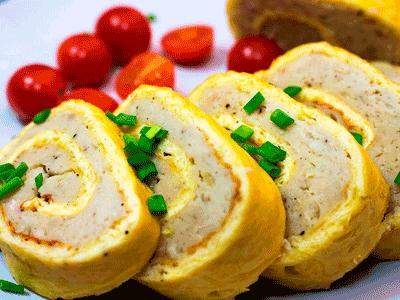 ТОП-3 самых вкусных мясных рулета – сытная и оригинальная закуска к любому праздничному столу!