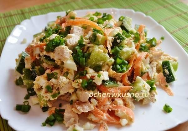ТОП-3 вкусных и полезных салата без майонеза – понравятся всем, готовятся быстро и легко!