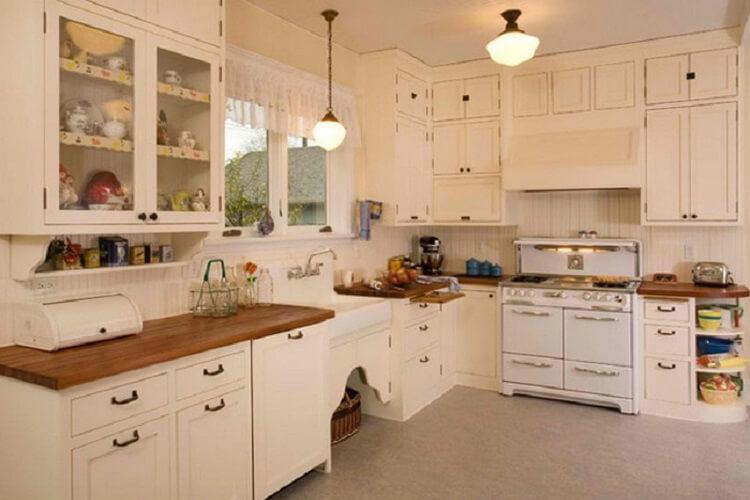 Думаете, место женщины на кухне? А если и так, то кухня должна быть супер-комфортной! Такой, как на этих фото!