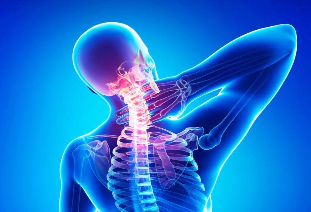 Давление из за остеохондроза немеет рука