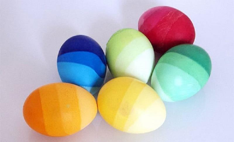 Разнообразные способы украшения яиц к Пасхе – 7 простых и оригинальных идей!