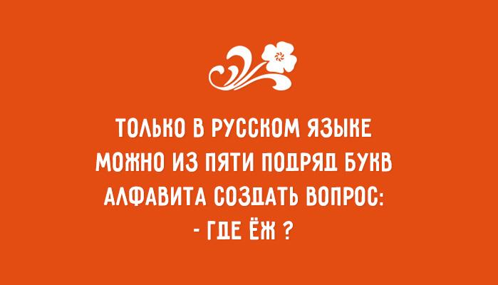 12 невероятных тонкостей русского языка – это нужно прочесть каждому!
