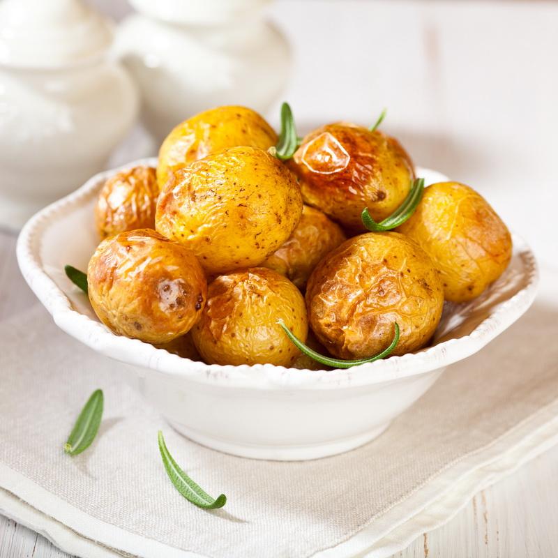 Очень вкусный картофель в рукаве – быстро, просто, без брызг и мытья плиты!