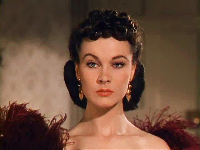 15 красивых и лаконичных цитат из шикарного романа «Унесенные ветром»… Все помнят Скарлетт О'Хара?