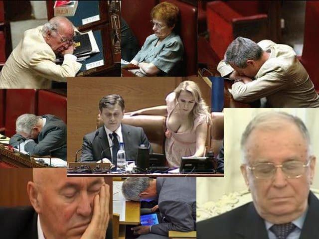 Когда эти фото депутатов были опубликованы, все просто были ошеломлены! Как эти люди управляют страной???