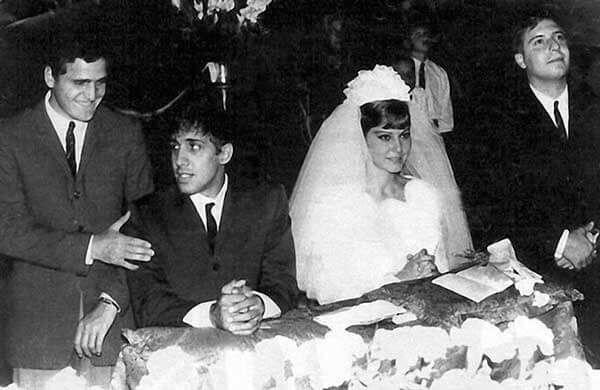 Клаудиа Мори и Адриано Челентано отпраздновали золотую свадьбу – вот это любовь!