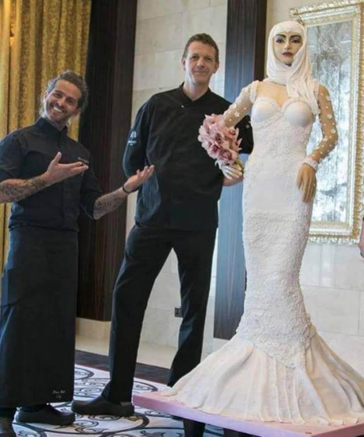 Невеста, за которую заплатили миллион долларов – хотите узнать кто она ?