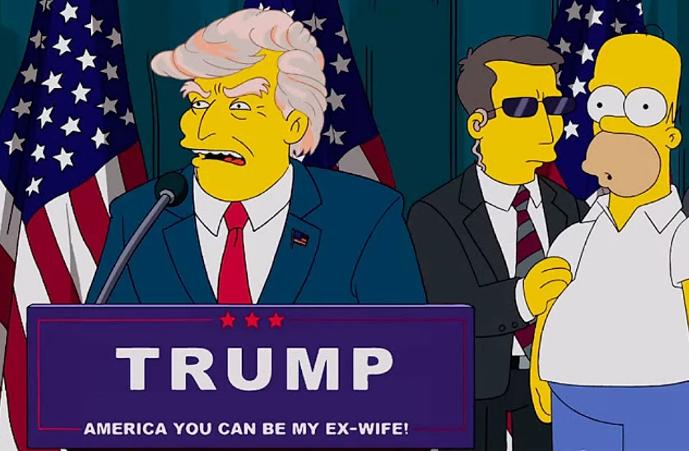 16 фото-доказательств того, что «Симпсоны» предсказали будущее лучше, чем Ванга и Нострадамус