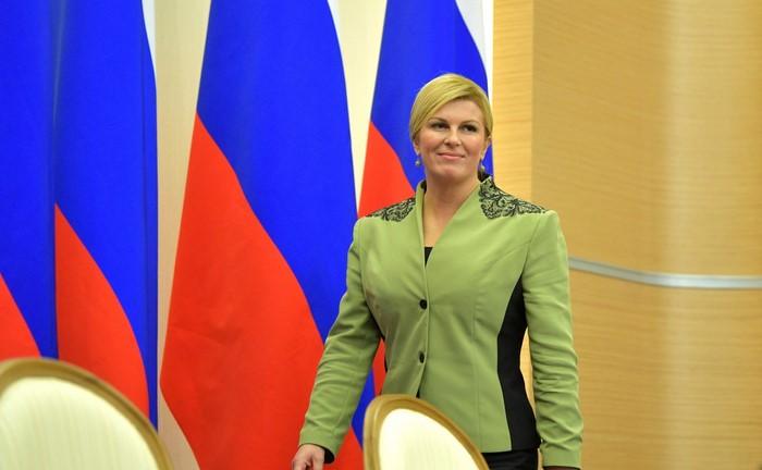 А вы знаете, кто такая Колинда Грабар-Китарович? И почему хорваты просто в экстазе от нее?